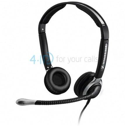Sennheiser CC 540 słuchawka call center na szybkozłączkę (Easy Disconnect)