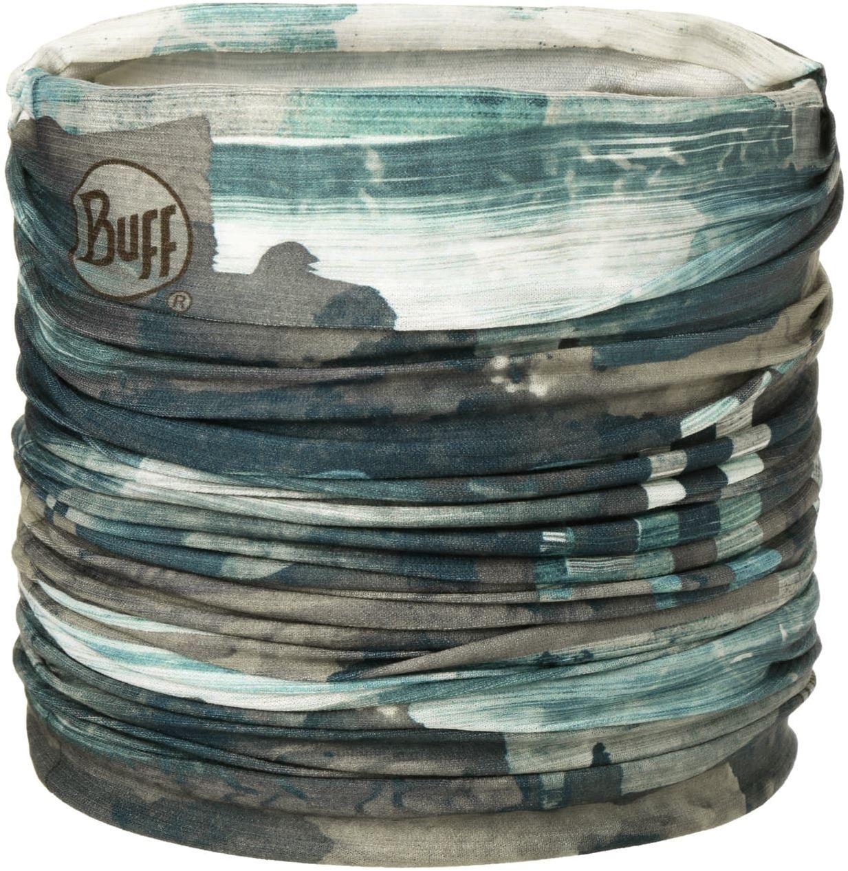 Chusta Wielofunkcyjna CoolNet UV+ Harq by BUFF, niebieski, One Size