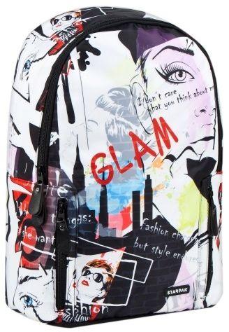 Plecak szkolny Glam STARPAK 429883