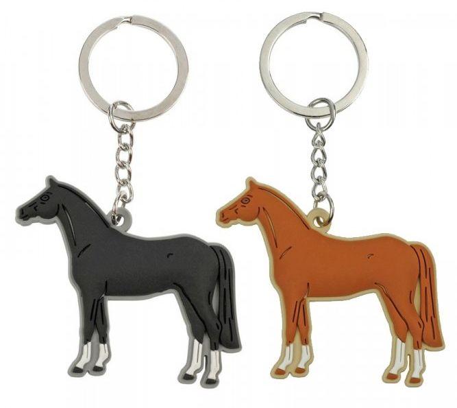 Brelok koń PVC - EKKIA