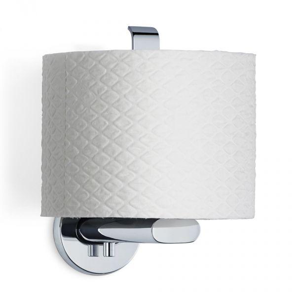 Blomus AREO Wieszak na Papier Toaletowy Pionowy - Polerowany