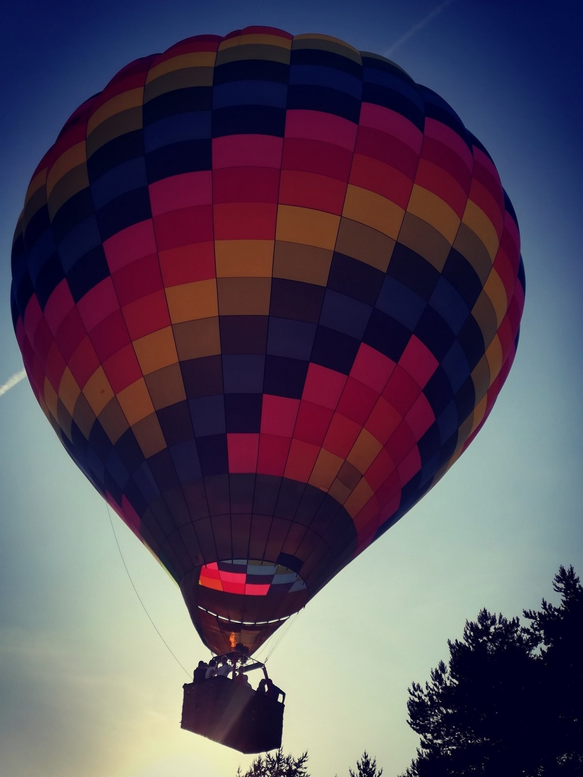 Lot balonem dla dwojga  Białystok
