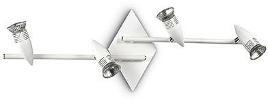 Lampa sufitowa ALFA PL4 BIANCO 122731 Ideal Lux  SPRAWDŹ RABATY  5-10-15-20 % w koszyku