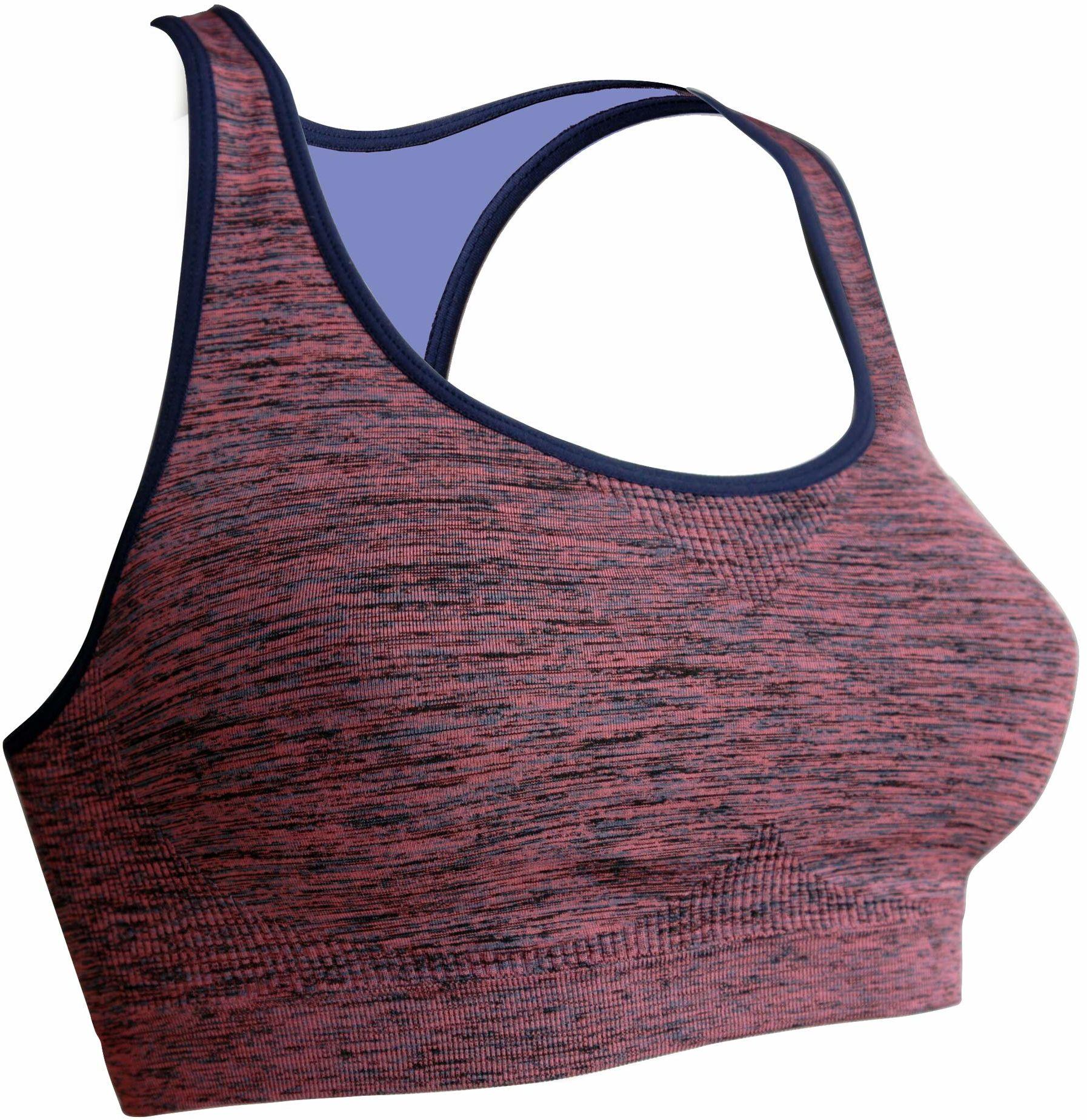 Kidneykaren Damski fit Bustier/M-Pink Patrole Yoga