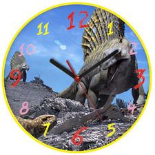 Zegar dziecięcy z kolekcji dinozaur #1