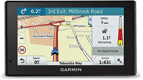 Garmin System nawigacji Drive Smart 51 LMT-S (pojedyncze kraje) (certyfikowany i odnowiony)