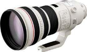 Canon EF 400mm f/2.8 L IS II USM Biały