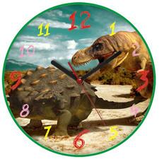 Zegar dziecięcy z kolekcji dinozaur #2