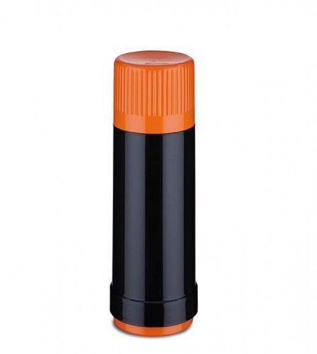Termos ROTPUNKT typ 40 0,50 l black-el.-clementin (czarno-pomarańczowy) Made in Germany