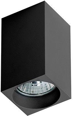 Plafon Mini Square AZ1382 AZzardo sześcienna oprawa w nowoczesnym stylu