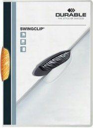 Durable SWINGCLIP skoroszyt zaciskowy A4 1-30 kartek