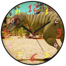 Zegar dziecięcy z kolekcji dinozaur #3