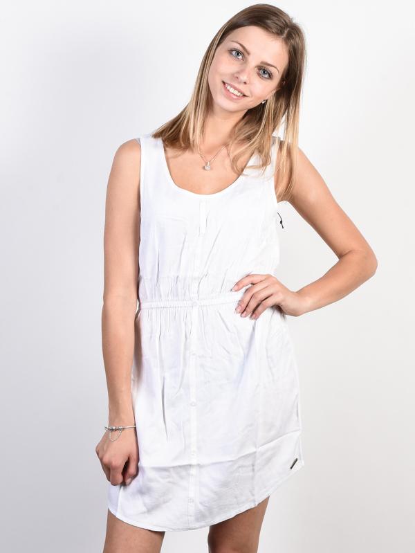 Element SKY white krótkie sukienki - M