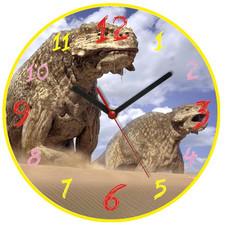 Zegar dziecięcy z kolekcji dinozaur #4