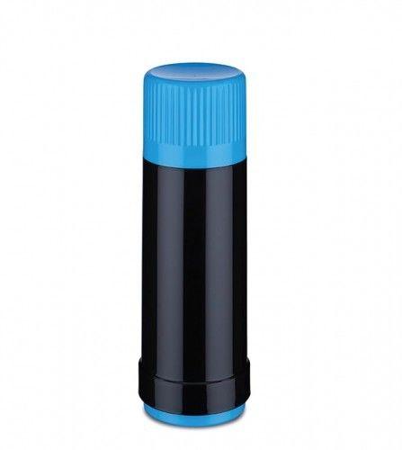 Termos ROTPUNKT typ 40 0,50 l black-el.-kingfisher (czarno-niebieski) Made in Germany