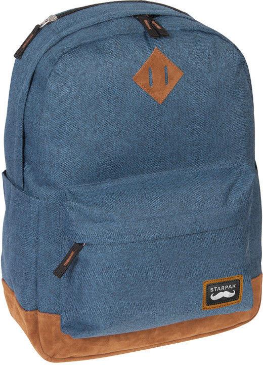 Plecak młodzieżowy Blue STARPAK 402457