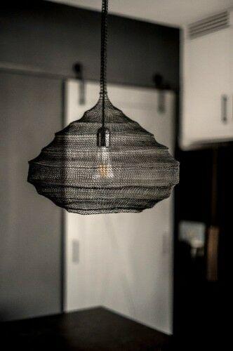 Metalowa lampa Dylan