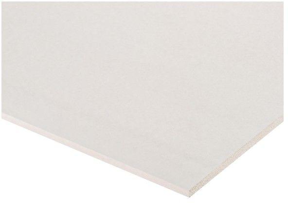 Płyta gipsowa zwykła Norgips 1200 x 2600 x 12,5 mm 3,12 m2