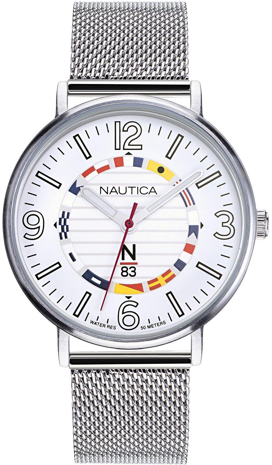 Nautica NAPWGS905 > Wysyłka tego samego dnia Grawer 0zł Darmowa dostawa Kurierem/Inpost Darmowy zwrot przez 100 DNI