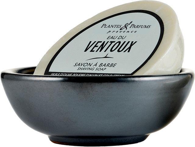 Zestaw Mydło do GOLENIA z mydełniczką o zapachu VENTOUX 100g