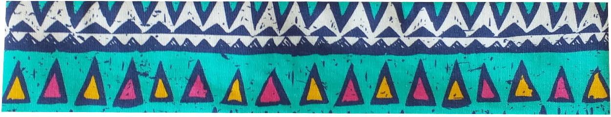 Opaska PROSTA Aztecka 1