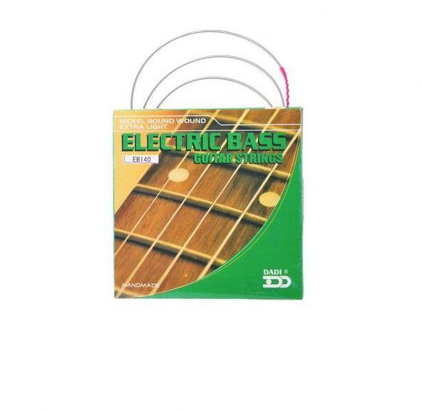 Dadi EB140 - struny do gitary basowej 040-100
