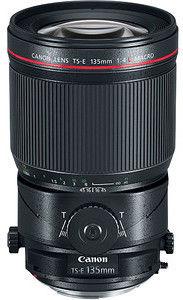 Canon TS-E 135mm f/4L Macro Tilt-Shift Czarny