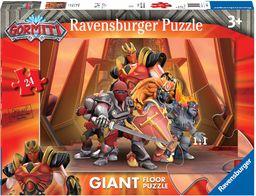 Ravensburger Gormiti B puzzle, podłoga, 24 części, 03010