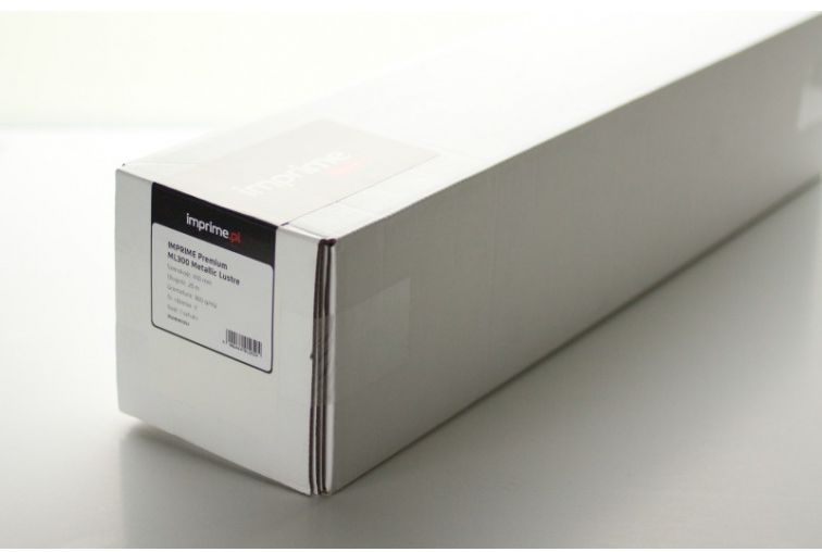 Papier w roli IMPRIME Premium PGP200 High Gloss Bright White 200gsm - 610mm x 5m (90243007250)