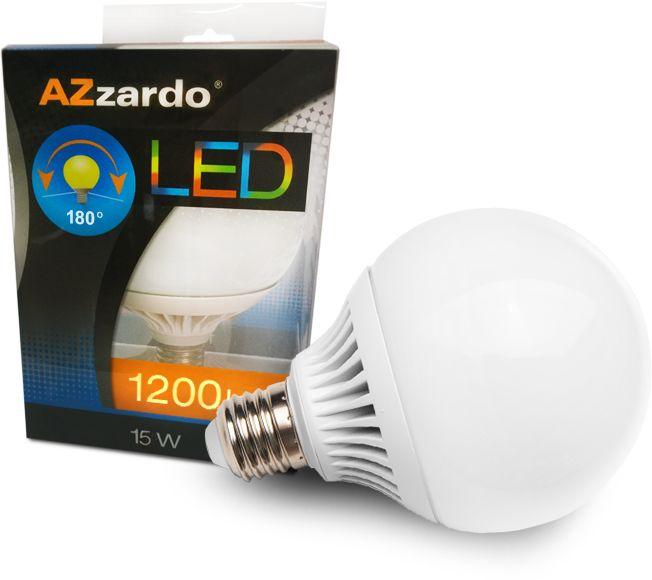 Żarówka LED 15W E27 180st. LL127151 - Azzardo - Zapytaj o kupon rabatowy lub LEDY gratis