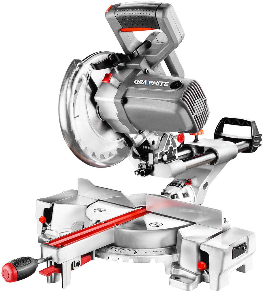 Pilarka ukosowa 1800W, tarcza 210 x 30 mm