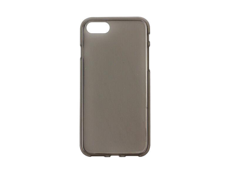Apple iPhone 7 - etui na telefon FLEXmat Case - czarny