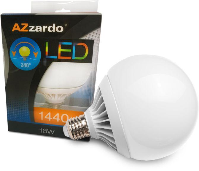 Żarówka LED 18W E27 240st. LL127181 - Azzardo - Zapytaj o kupon rabatowy lub LEDY gratis