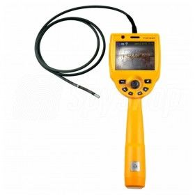 Kamera endoskopowa Coantec C50 z oświetlaczem i 4-krotnym przybliżeniem, Wersja - 6 mm/ 6 m (6060)
