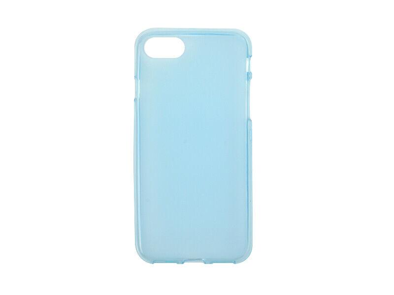 Apple iPhone 7 - etui na telefon FLEXmat Case - niebieski