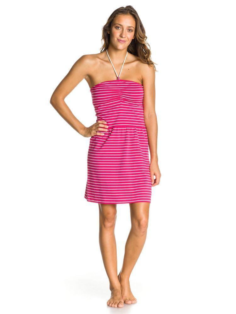 sukienka damska ROXY BOW HEART DRESS MPB3