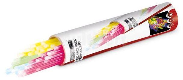 Świecące bransoletki 50 szt. mix kolorów