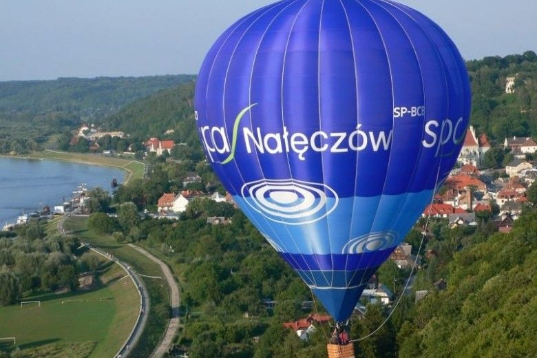 Lot balonem dla dwojga  Lublin