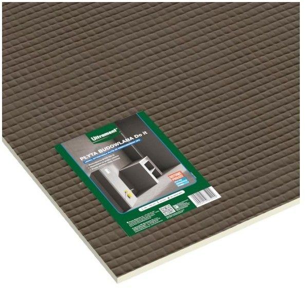 Płyta budowlana Ultrament 120 x 60 cm x 10 mm 0,72 m2