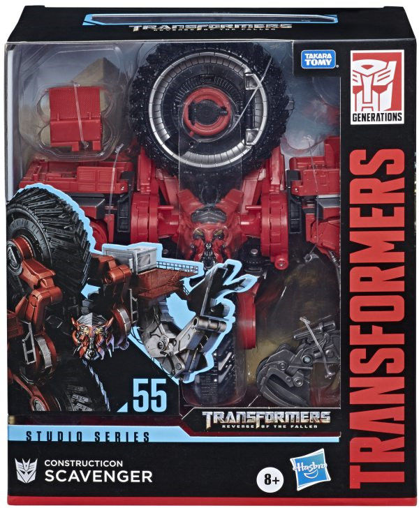 Hasbro Figurka Transformers GEN Studio Series Leader Scavenger