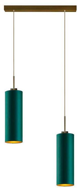 Lampa wisząca regulowana ze złotym stelażem - EX375-Madero - 5 kolorów