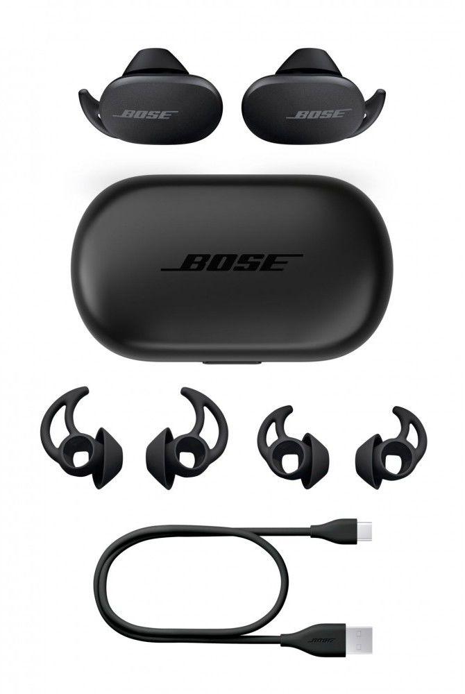 Bose QuietComfort Earbuds - Dostawa 24h 0zł RATY0%+PowerBank BOSE Gratis!