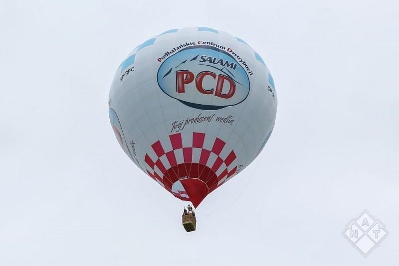Lot balonem dla dwojga  Nowy Targ