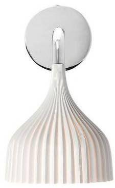 E'' Ø13,5 biały - Kartell - lampa ścienna