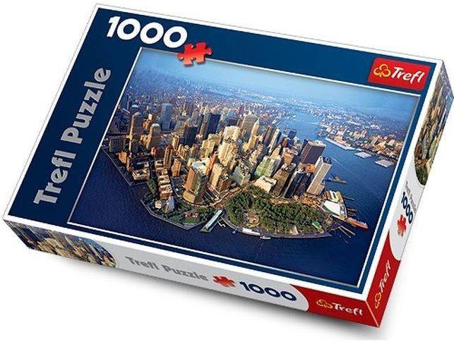 Puzzle 1000 Nowy Jork TREFL - Opracowanie Zbiorowe