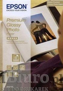 Papier Epson Premium Glossy Photo - 255 g/m2 - 10x15cm - 40 szt.