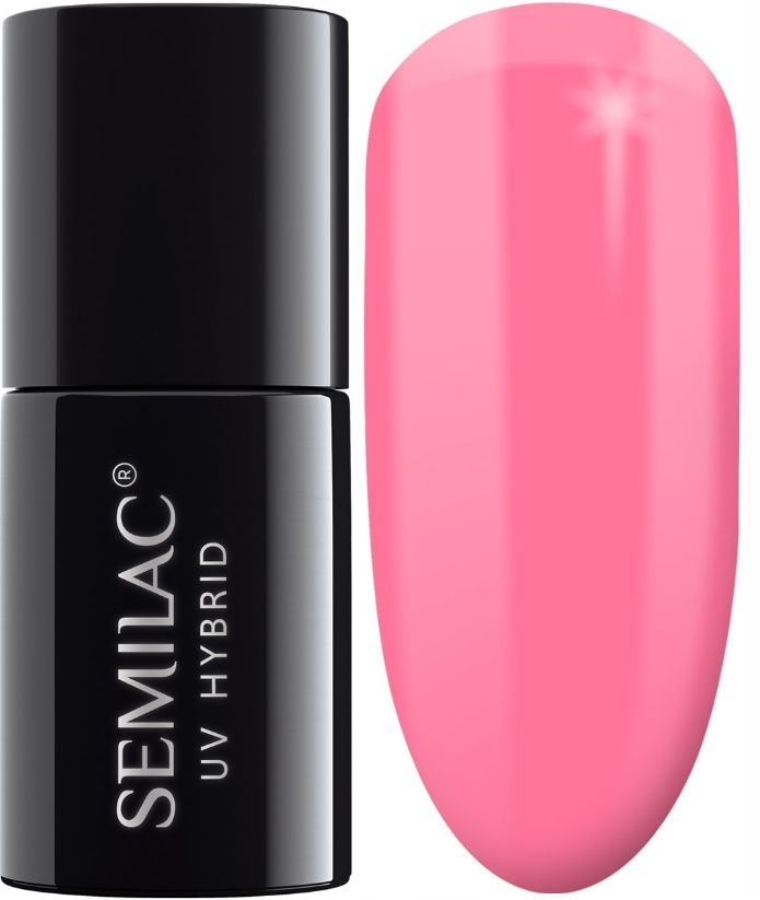 Semilac 276 Sweet Pink Lakier Hybrydowy 7ml