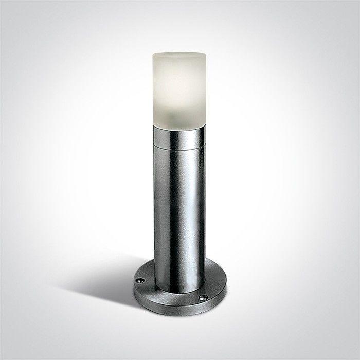 Lampa stojąca ogrodowa LED 1 punktowa Pico 17cm IP54 6000K 67234/AL/D - OneLight // Rabaty w koszyku i darmowa dostawa od 299zł !
