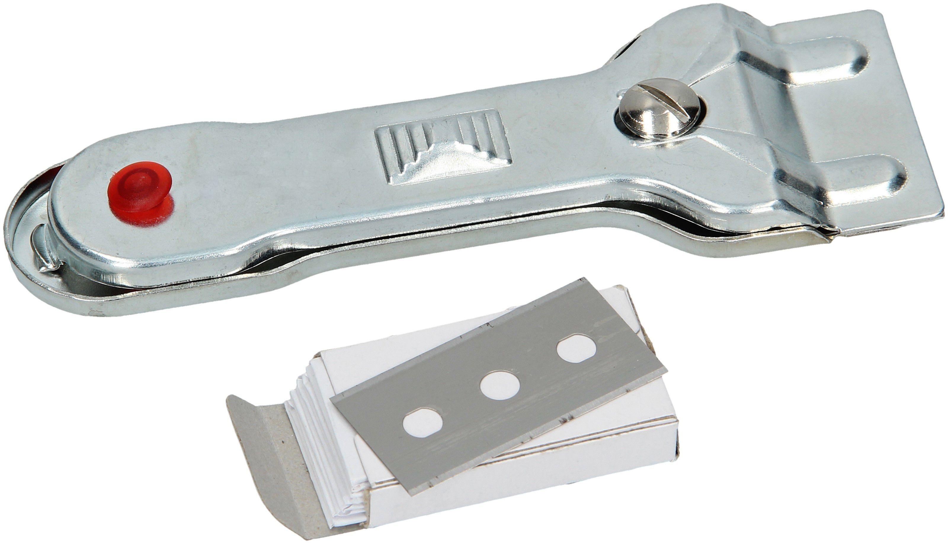 Skrobak + nóż do płyty ceramicznych / indukcyjnych noże, skrobak NeoProfi