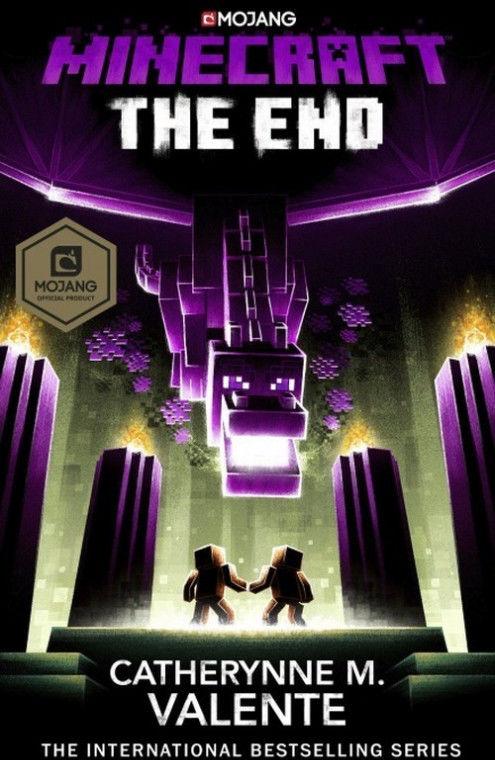 Minecraft: The End ZAKŁADKA DO KSIĄŻEK GRATIS DO KAŻDEGO ZAMÓWIENIA
